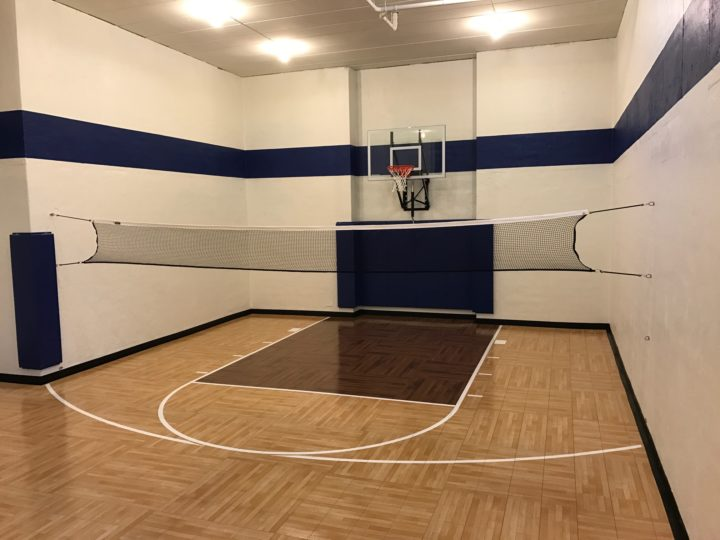 Fantastic 2017 Indoor Projects From Sport Court North Sport Court North