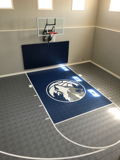 Indoor Court - New Prague, MN