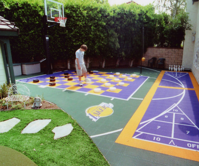 Variety of Court Options