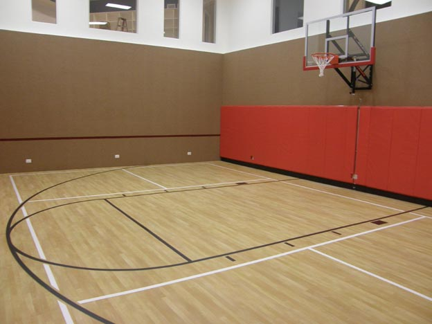 Planning An Indoor Home Court Sport