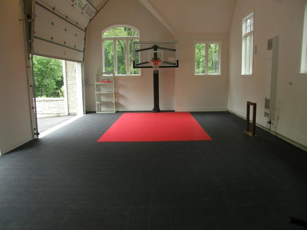 Planning An Indoor Home Court Sport Court North