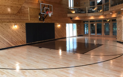 Indoor Flooring Sport Court North